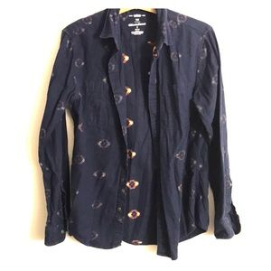 Urban Pipeline Patterned Shirt